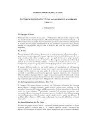 QUESTIONI ETICHE RELATIVE AI MALATI ... - ArezzoGiovani.it
