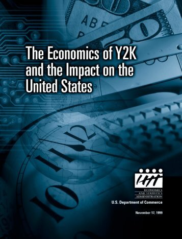 Report - Economics and Statistics Administration - Department of ...