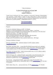 Tisková konference Co přinesl Mezinárodní rok astronomie 2009 11 ...