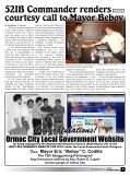 Codilla gov't expecting to collect P200-M RPT from EDC - City ... - Page 5