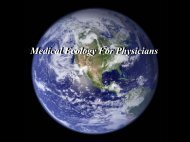 Medical Ecology For Physicians Medical Ecology For Physicians
