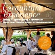 Dienstag, 14. August bis Sonntag, 2. September 2012