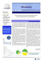 Newsletter de Fevereiro do NI-ADPI - Centro Hospitalar de Lisboa ...