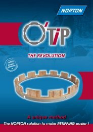O'TIP leaflet - Norton Construction Products