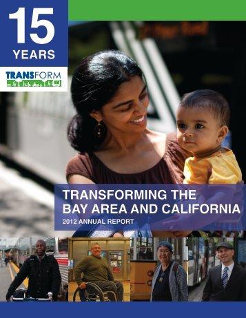 2012 annual report - TransForm