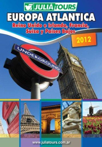 Circuitos Reino Unido e Irlanda - Julia Tours