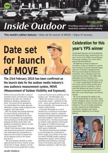 OMA Newsletter October 2009.pdf - Outdoor Media Association