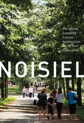 Télécharger la brochure - Noisiel