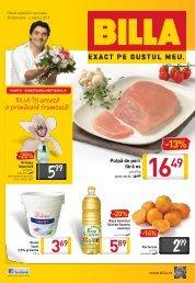 Catalog BILLA varianta PDF - Infoo.ro