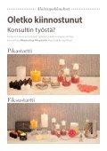Lisätietoja - PartyLite - Page 7