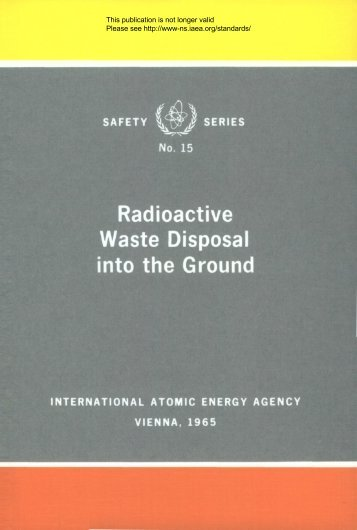 Safety_Series_015_1965 - gnssn - International Atomic Energy ...