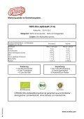 100% Bio-Apfelsaft (1+4) - Seite 2