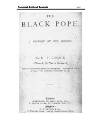Black Pope - Amazing Discoveries