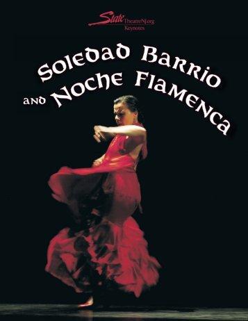Soledad Barrio and Noche Flamenca - State Theatre