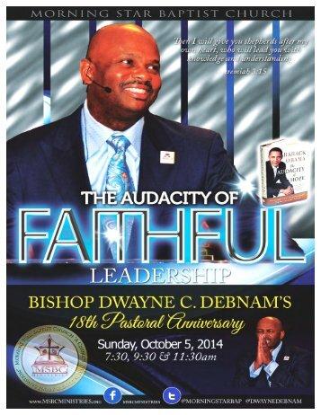 18th pastoral anniversary bulletin3