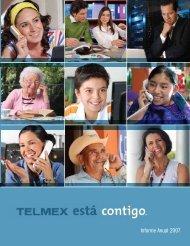 Informe Anual 2007 - Reforma
