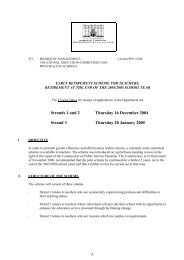 Circular PEN 16/04 - Early Retirement Scheme for Teachers ... - TUI
