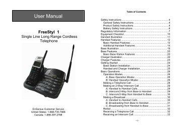 User Manual - EnGenius Technologies