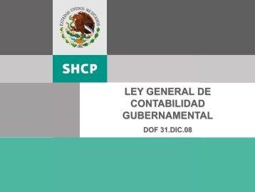 4. Información Financiera y Cuenta Pública - Auditoría General del ...