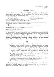 Załącznik Nr 5/A do SIWZ - Projekt umowy