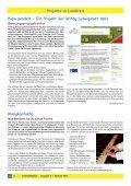 Projekte im Landkreis Pendeln - zwischen Familie ... - Familienfüchse - Seite 6