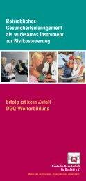 Flyer zum Seminar als pdf-Datei - Dr. med. Jürgen M. Jancik ...