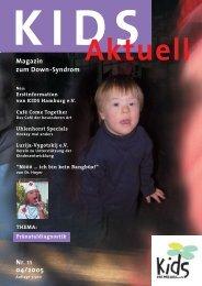 KIDS Aktuell Nr_11 - bei preprintmedia.de