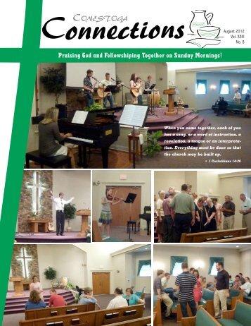 August 2012 - Conestoga Mennonite Church