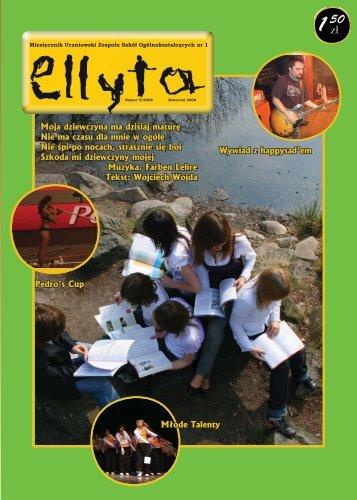 Wydanie 5 2007/2008 - ZSO nr 1