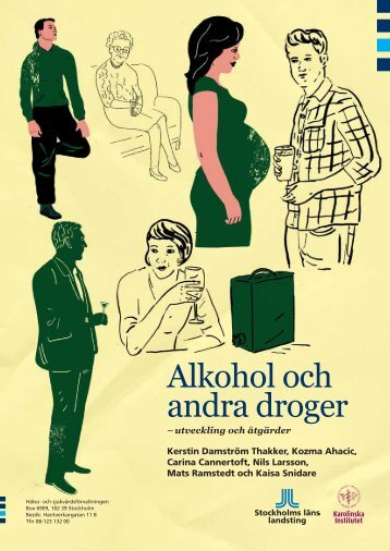 Alkohol och andra droger