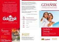 GDAŃSK - Gdansk4u