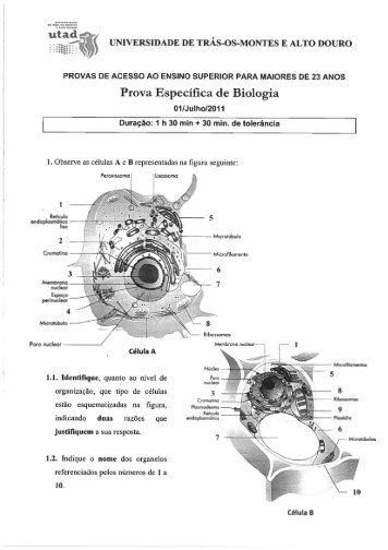 Biologia - Utad