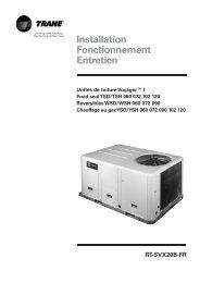 Installation Fonctionnement Entretien - Document sans nom