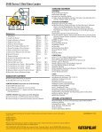 AEHQ5895-02, Cat 216B Series 2 Skid Steer Loader Spec ... - Holt Cat - Page 2