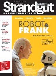 Kulturmagazin 10/2012 - Strandgut