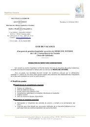 AVP médecine interne 2012 - CNG