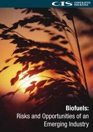 CIS Insurance Biofuels Report - Low Carbon Vehicle Partnership