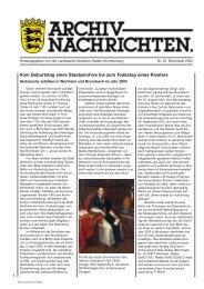 Archivnachrichten Nr. 25 , November 2002 (application/pdf 1.1