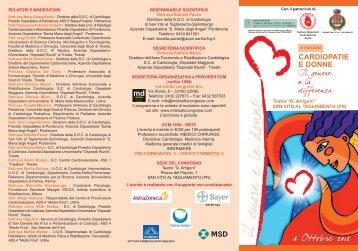 Cardiopatia e donne - Anmco