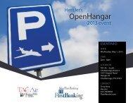 2013 Open Hangar Event - TAC Air