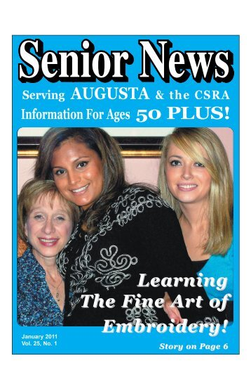Augusta - Senior News Georgia