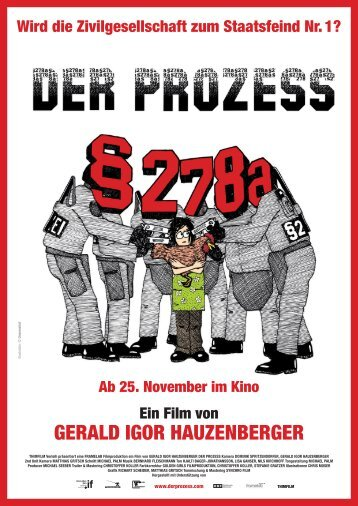 GERALD IGOR HAUZENBERGER - Austrianfilm