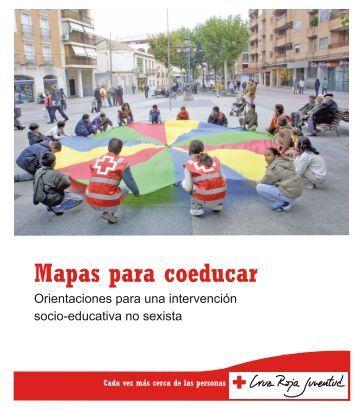 Mapas para coeducar - Cruz Roja Juventud