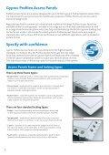 Gyproc Profilex Access Panels - NMBS - Page 2