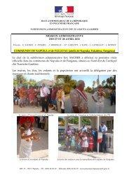 Reportage photo de la mission NAPUKA FANGATAU.pdf - Haut ...