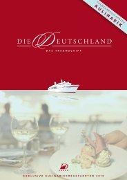 Exklusive Kulinarikkreuzfahrten 2012 zum Download als PDF