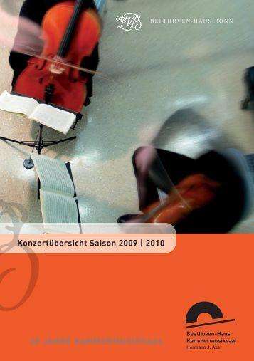 k - Beethoven-Haus Bonn
