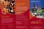 ENCANTO I NAVIDEÑO - Stuttgarter Weihnachtsmarkt