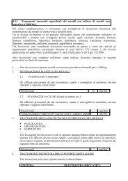 4.31 - Trattamenti meccanici superficiali dei metalli con utilizzo di ...