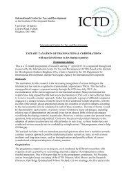Download Programme Outline - (PDF) - ICTD